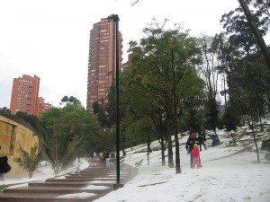 Bogotá, Medellín y Barranquilla: espacios con gentilicio