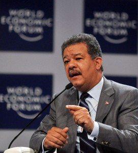 El señor Doctor. Leonel Fernández y la oposición de cara al 2012 dominicano