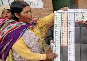 Las elecciones populares de jueces en Bolivia. Crisis procedimental y oportunidades ético-políticas