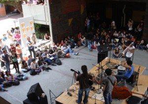 Los conciertos gratuitos de la Ciudad de México y otros lugares para el rock