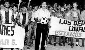La mano negra. Colombia, futbol y narcotráfico