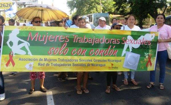 Nicaragua: trabajadoras sexuales se apropian de la justicia