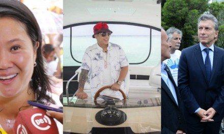 Personajes de América Latina reaccionan a #PanamaPapers