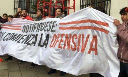 2016: el año en que los estudiantes chilenos vuelven a las calles
