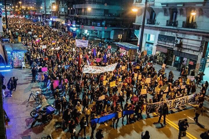 Cuando el machismo mata en Uruguay y Argentina: Ni Una Menos