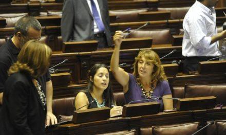 ¿Cuántas mujeres hay en los parlamentos de América Latina?