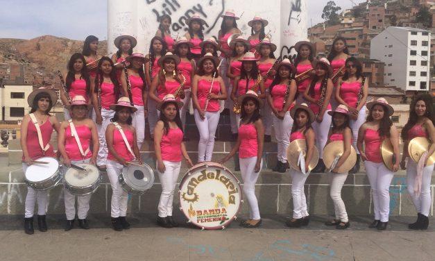 Las Candelarias: así se creó la primera banda de mujeres del Carnaval de Oruro en Bolivia