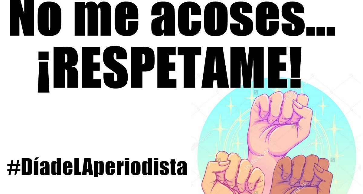 Periodistas del Paraguay dicen NO al acoso dentro de las redacciones