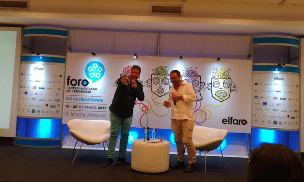 De humor, tragedias y periodismo. Una conversación entre Alberto Salcedo Ramos y Patricio Fernández