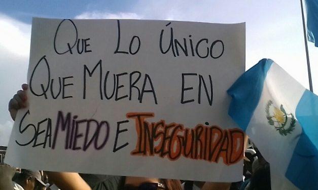 #CasoHogarSeguro: Las detenciones y el antejuicio de Jimmy Morales