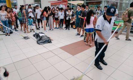 Feminicidios en Perú: bolsas negras y arte performático