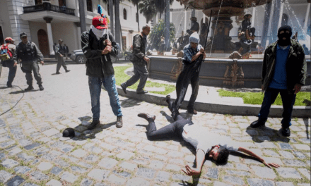 Así fue el ataque al Parlamento de Venezuela este #5Jul