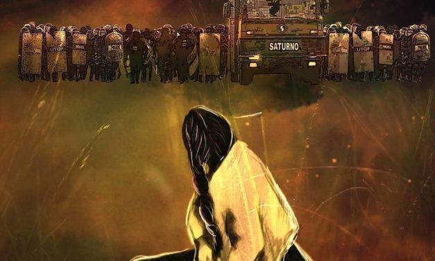 Marcha de mujeres en Cochabamba fue duramente reprimida por la policía