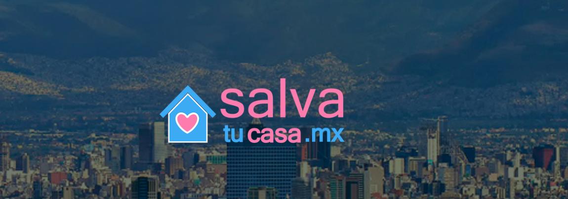 Salva tu casa, la plataforma ciudadana que hasta el gobierno recomendó tras el #19S