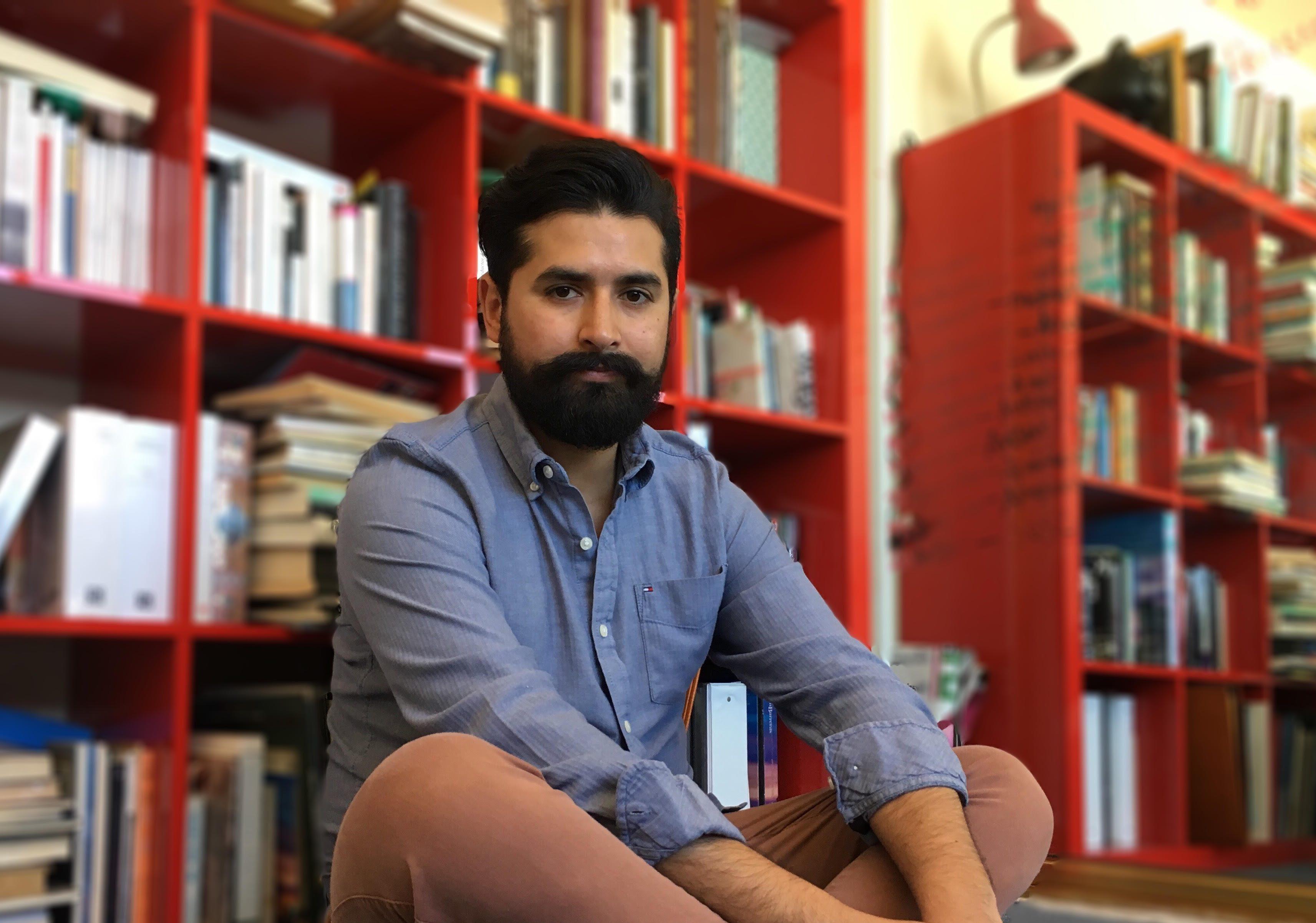 Joel Flores: correr y escribir para rajarse el alma - Distintas ...