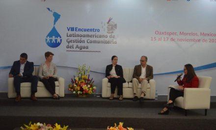 Pensar la gestión comunitaria del agua como parte de un futuro sostenible en América Latina