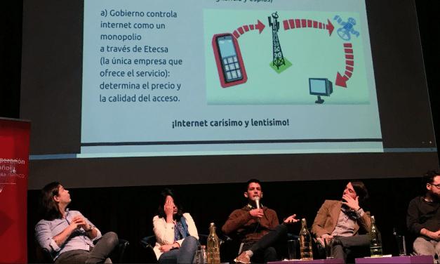 Tecnología y comunidad versus espionaje y censura