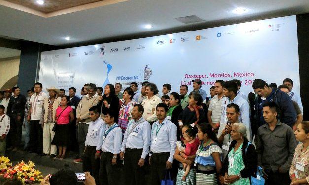 Los pueblos indígenas de México levantan la mano para gestionar el agua