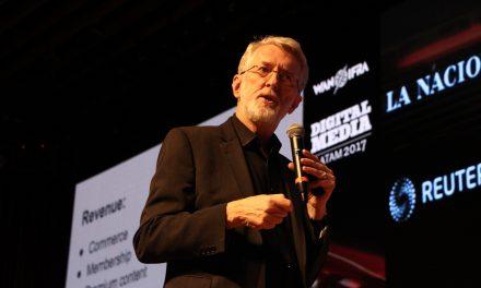 Jeff Jarvis, una ponencia magistral que anunció el fin de la masividad