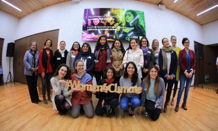 #Women4Climate llega a México para apoyar a mujeres líderes en la lucha contra el cambio climático
