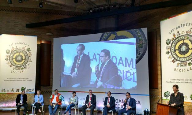 10 años de aciertos y retos del reciclaje en la región. Así empezó la cumbre #LatinoaméricaRecicla