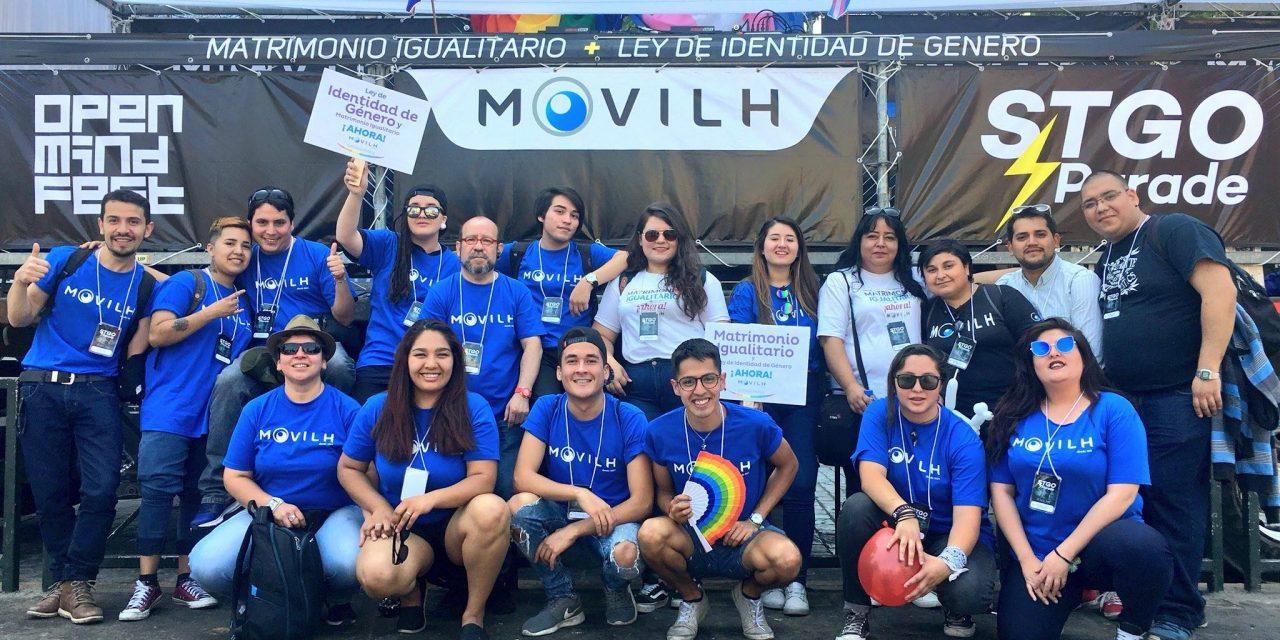 Movilh: 26 años de trabajo por la población LGBT en Chile