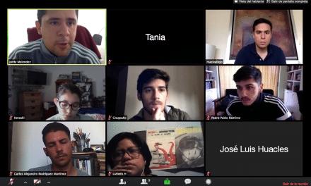 Los periodistas debemos pensar como microempresarios: sesión sobre sustentabilidad de medios con la Red Latam de Jóvenes Periodistas