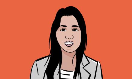 Diana Navarro, la hacker peruana que se prepara para comerse al mundo