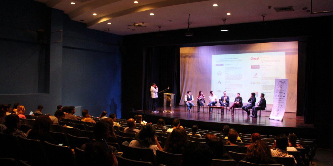 Imparables llegó a El Salvador e inició el debate: activismo LGBTI+ y periodismo, ¿un amor posible?