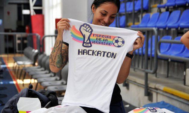 Tres canchas, datos abiertos y fútbol femenino: ¡Comenzó el Mundial de la Igualdad!