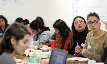 De la protesta a la incidencia. Así fue la primera Escuela de Incidencia Feminista en Chile