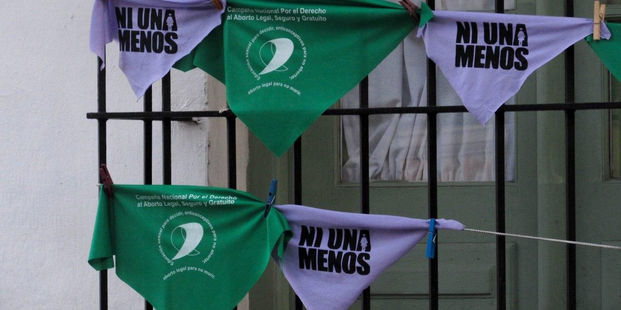 Ni Una Menos 2018 en Argentina, la discusión nacional sobre la legalización del aborto llega al Congreso