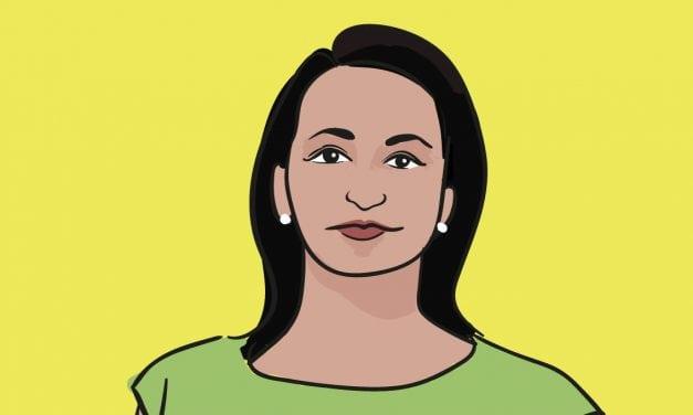 Leslie Jarrin, la ecuatoriana que impulsa un hackeo social