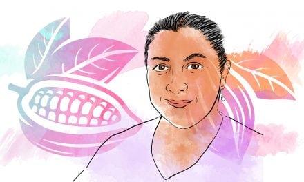 Vianney Castañeda, la bióloga que impulsa el desarrollo científico en El Salvador a partir del cacao