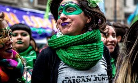 8A: el día que la marea verde recorrió América Latina
