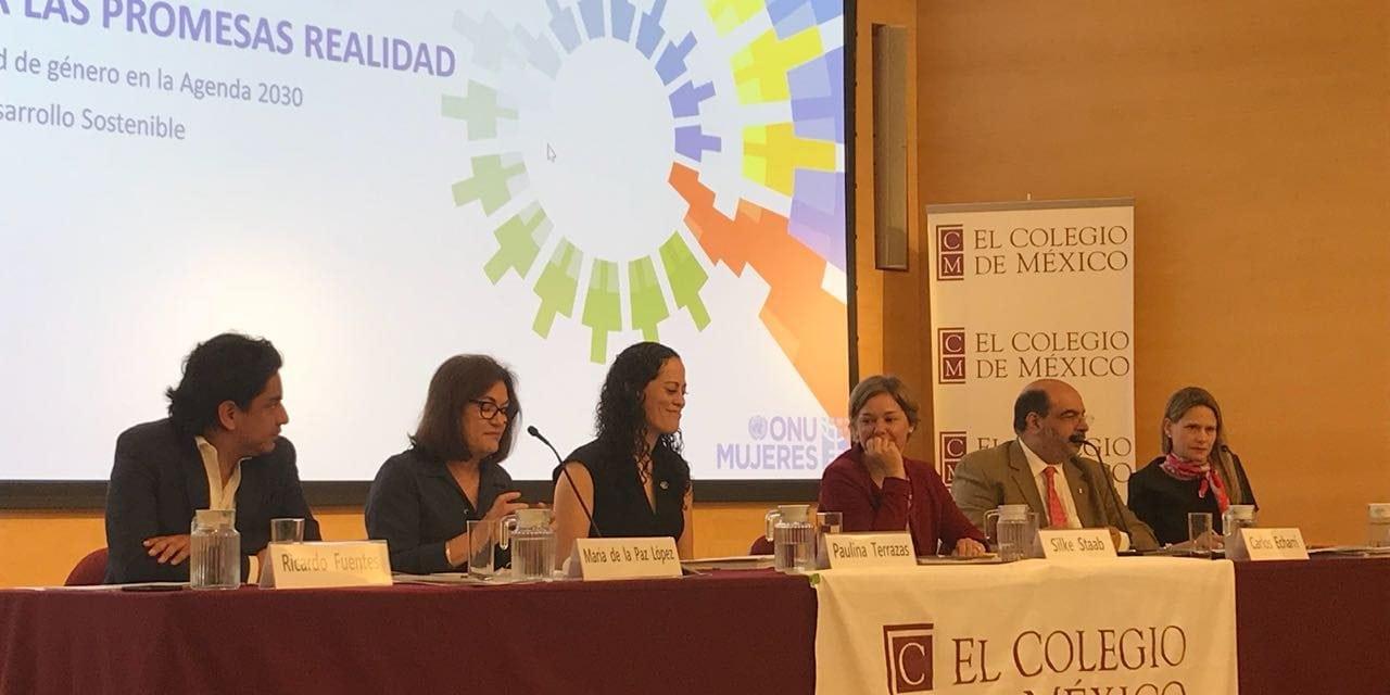 No dejar a nadie atrás, los retos de América Latina en igualdad de género y desarrollo sostenible