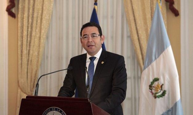 La agenda conservadora rebasa a la anticorrupción en Guatemala