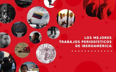 Estos medios nominados al Premio Gabo estarán en la Ciudad de México