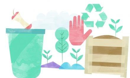 Gabriela ya [casi] no genera basura y quiere lo mismo en su país