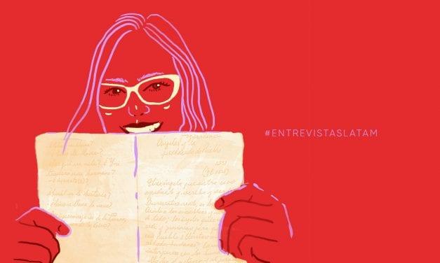 Libia Brenda, una escritora que imagina una realidad más amplia