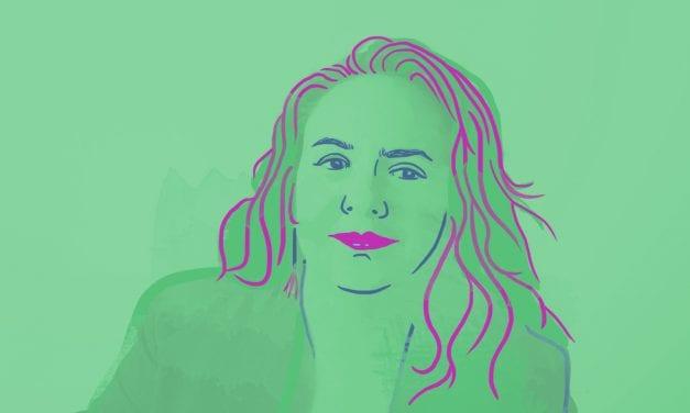 Marcela Turati, una periodista que sueña con ser sanadora