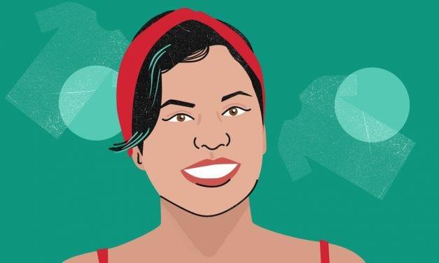 Camila Morentres, la recicladora que quiere convertir a Bogotá en la primera ciudad sin residuo textil
